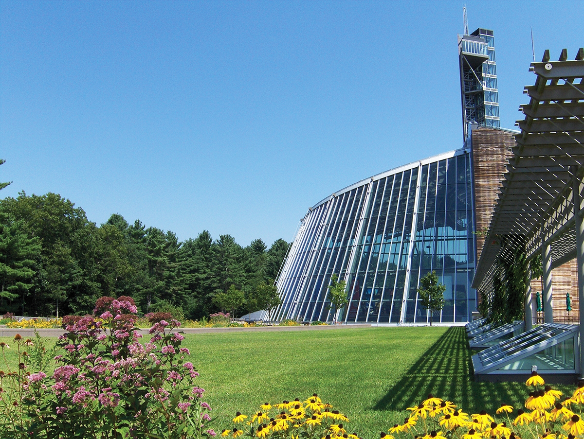 The Mashantucket Pequot Museum and Research Center
