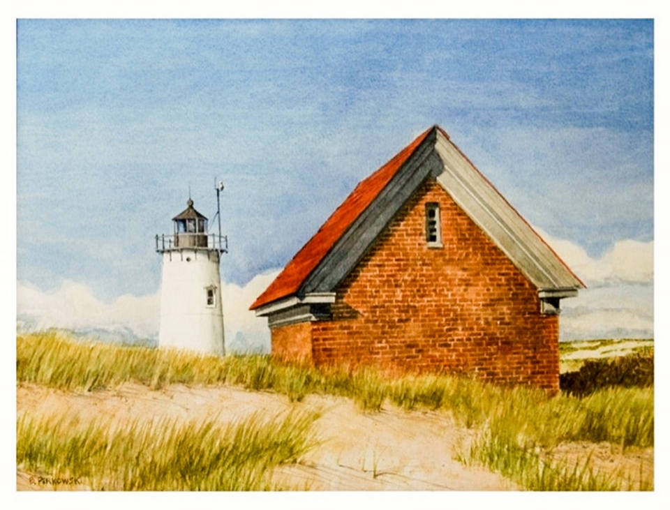 Works by artist Bob Perkowski will be featured in the Gallery at Firehouse Square's spring exhibition.