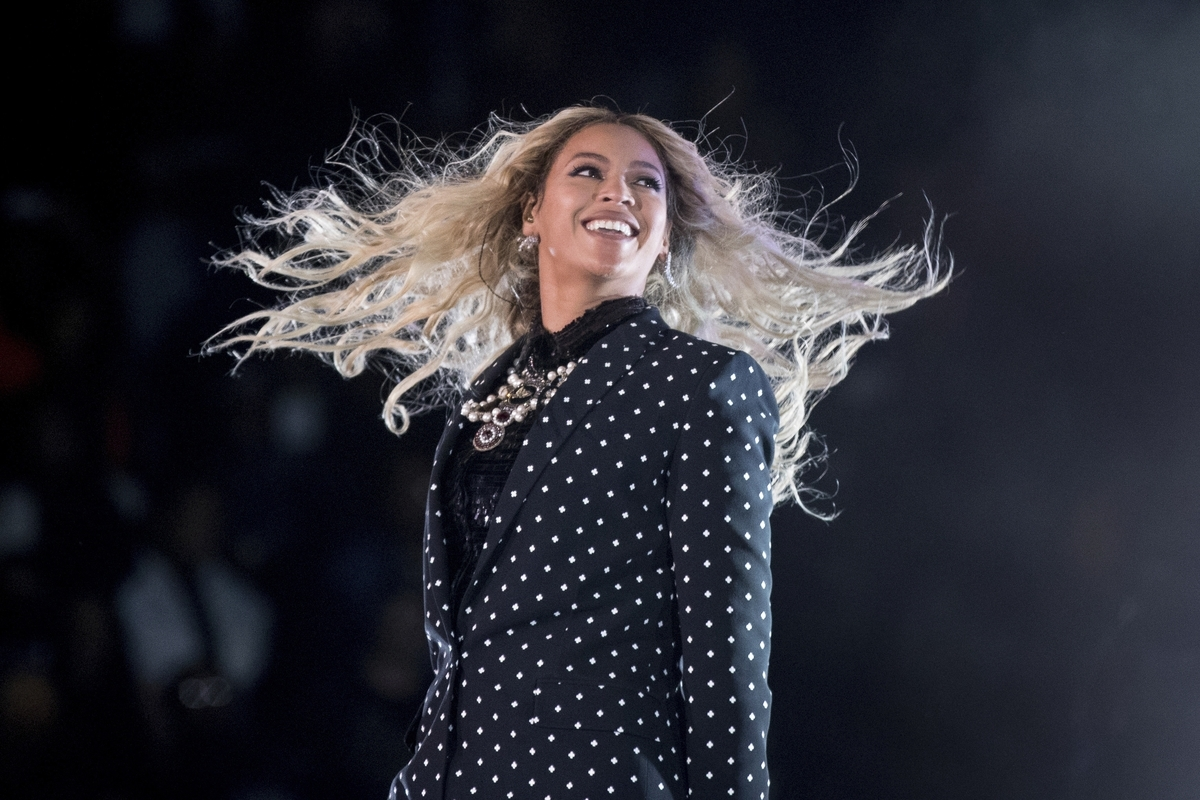 <b></b> Beyonce (Andrew Harnik, File/AP Photo)