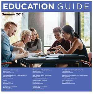 Education Guide; Summer 2018