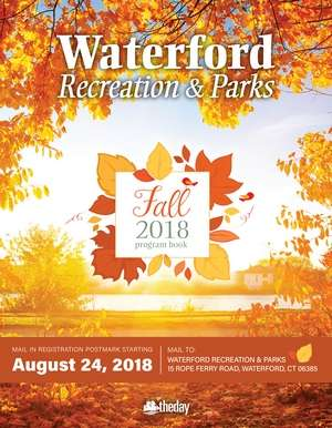 Waterford Recreation & Parks; Fall 2018