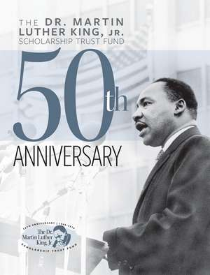 Martin Luther King Scholarship Anniversary; 2018