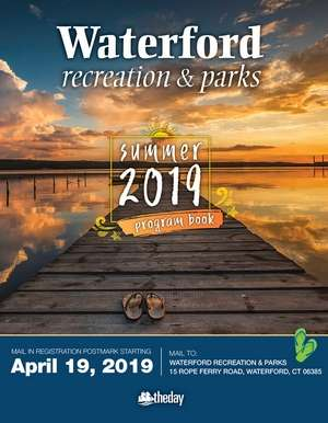 Waterford Recreation & Parks; Summer 2019