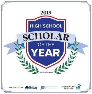 High School Scholar of the Year; 2019