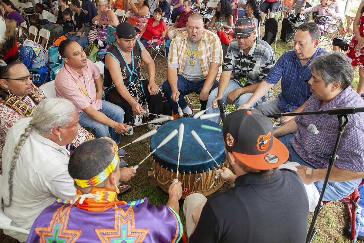 This year's festival will be held Aug. 17 and 18 from 10 a.m. to 7 p.m. each day on the Mohegan Reservation at Fort Shantok; the public is welcome. Parking is at Mohegan Sun's Thames Garage and shuttles run throughout the day each day. (Photos courtesy of the Mohegan Tribe)