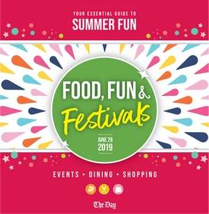 Food, Fun & Festivals; 2019
