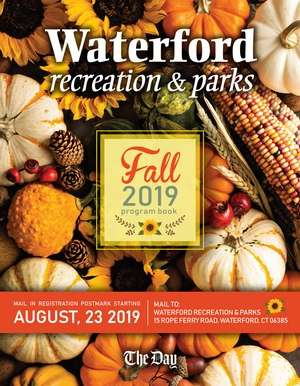 Waterford Recreation & Parks; Fall 2019