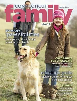 CT Family Magazine; January 2020