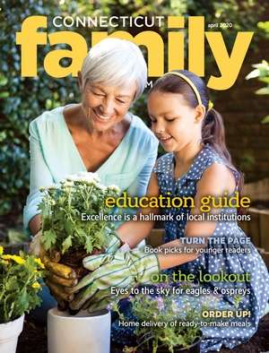 CT Family Magazine; April 2020