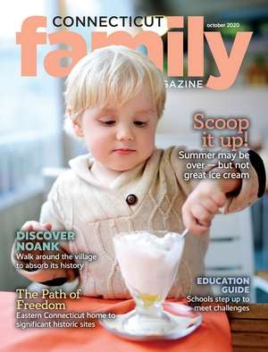 CT Family Magazine; October 2020