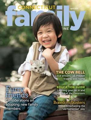 CT Family Magazine; April 2021