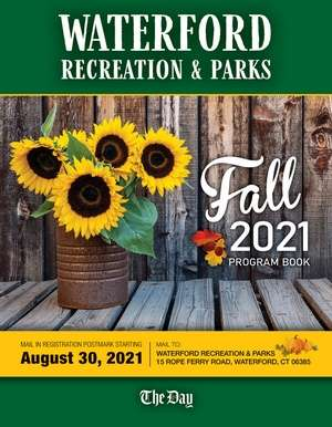 Waterford Parks & Recreation; Fall 2021